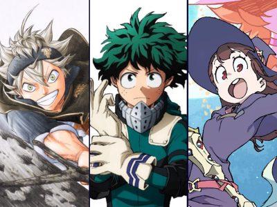 Top 15 Anime/Manga like My Hero Academia