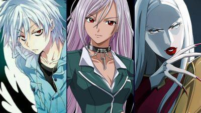 Top 13 Best Vampire Anime To Watch !! 2021