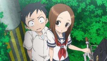 Teasing Master Takagi-san Anime 3rd Season & 2022 Film Announced