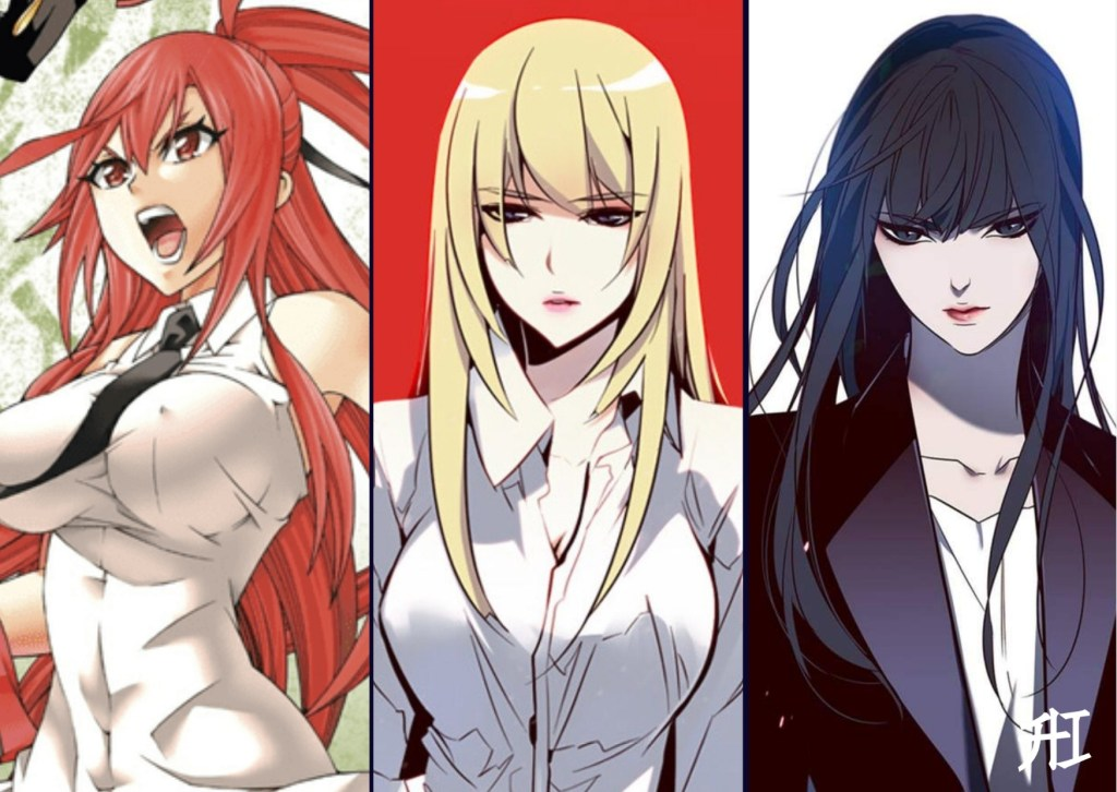 Manga Like Girls of the Wild's
