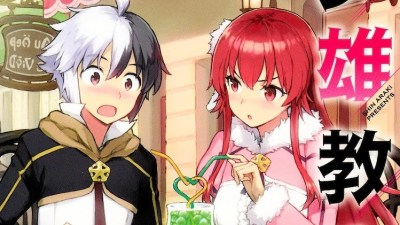 Slow Life Fantasy Classroom for Heroes Gets a TV Anime