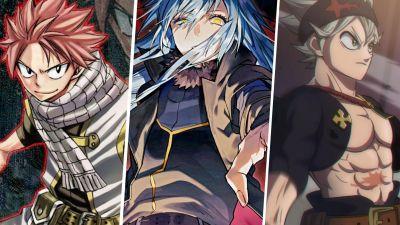 Top 15 Best Magic Themed Anime & Manga