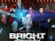 Kyohei Ishiguro-directed Netflix's Bright: Samurai Soul Anime Film Reveals PV, Cast & October 12 Release