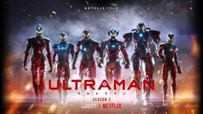 Ultraman Anime's 2nd Season Key Visual Revealed, 2022 Spring Premiere