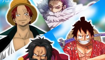 Top 15 Strongest Haki Users in One Piece.
