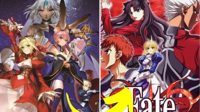 Top Famous Anime Adapted from Video Game
