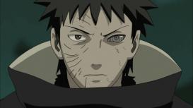 Unmasked Obito