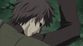 Kazekage Gaara Injured