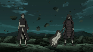 Madara nd Obito partner