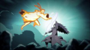 Clashing Ninja