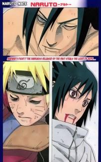 Dead Sasuke and Naruto