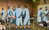 Ninja being operating by Medic Ninja