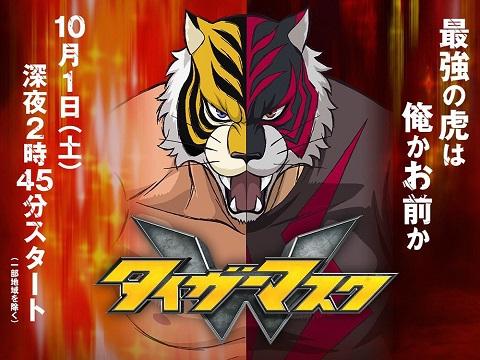 タイガーマスクW 【概要・あらすじ・主題歌・登場人物・声優】