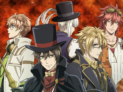 Code:Realize 創世の姫君 【概要・あらすじ・主題歌・登場人物・声優】