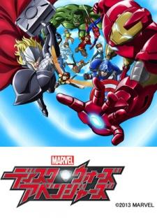 Marvel Disk Wars: The Avengers 31