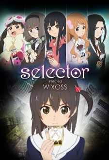 Selector Infected WIXOSS 38