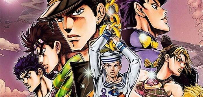 Deux nouveaux OVA pour JoJo's Bizarre Adventure confirmés