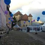 Annecy 2018 - soirée chateau sony