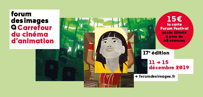 Affiche Le Carrefour du cinéma d'animation