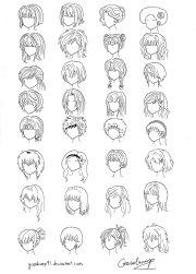 draw manga step 1 animemenggila