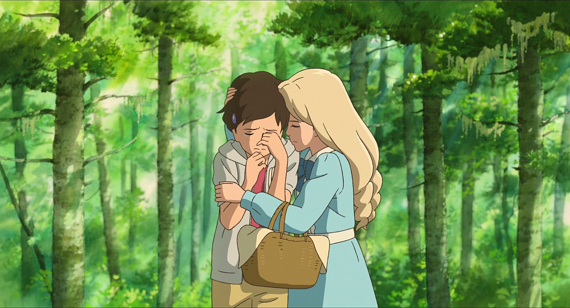Image result for when marnie was there film