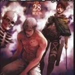【進撃の巨人】ネタバレ28巻最新刊あらすじ感想と考察まとめ!