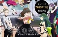 Anunciada segunda temporada de Gatchaman Crowds!