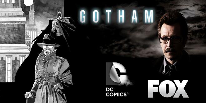 Gotham: A Trajetória de vida do Batman