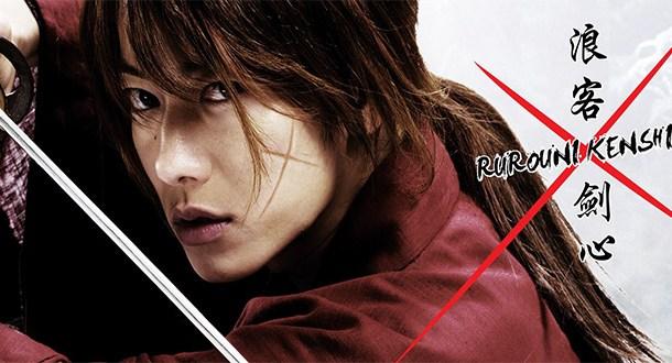 Confirmado lançado em DVD e Blu-ray de Samurai X-O Filme!