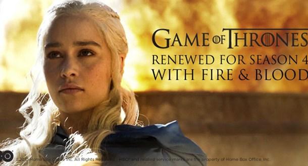 Data de estréia da nova temporada de Game Of Thrones!
