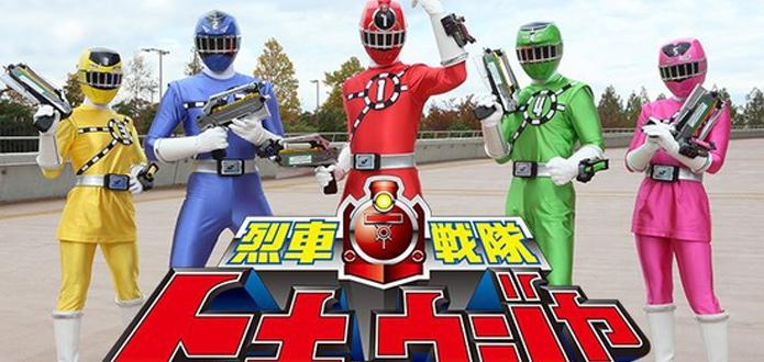 Assista ao teaser dos Super Sentai: Tokkyuger