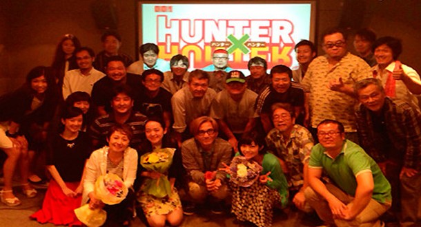 Anunciado o fim do anime Hunter x Hunter!