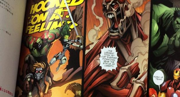 Attack on Avengers | Crossover terá Os Vingadores!