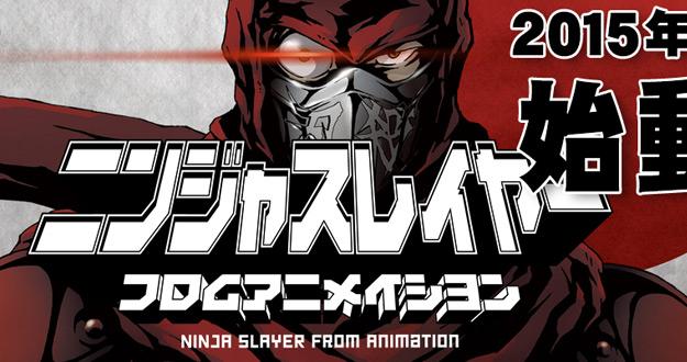 Ninja Slayer | Anime ganha primeiro trailer!