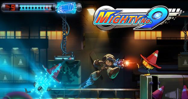 Mighty No.9 - Game já está pronto!