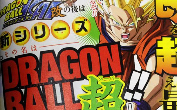 Dragon Ball Super ganha Mangá!