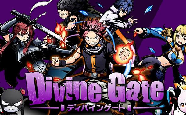 Divine Gate - Game ganha anime!