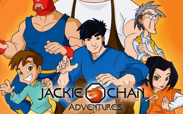 Jackie Chan - Anunciada nova série animada!