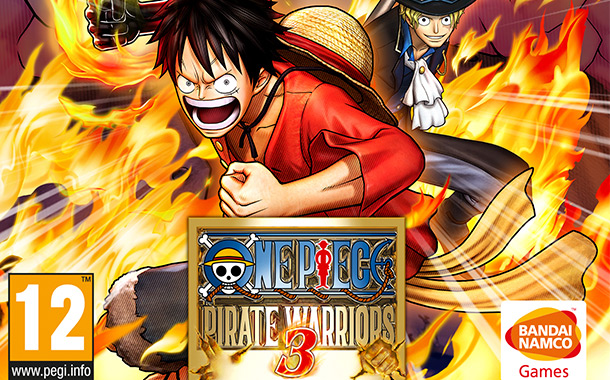 One Piece: Pirate Warriors 3 – Data de lançamento anunciada!