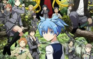 Assassination Classroom - Novo trailer da segunda temporada!