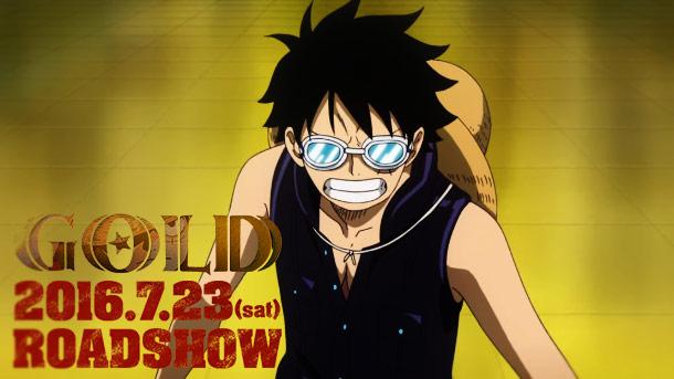 One Piece Gold - Filme ganha trailer!
