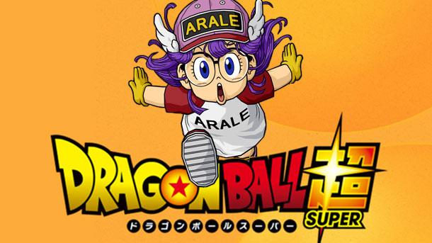 Arale do mangá Dr.Slump participará de Dragon Ball Super!