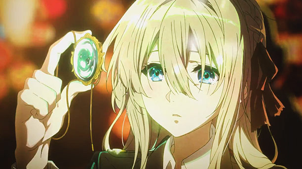 Violet Evergarden - Novo anime do Kyoto Animation ganha trailer!