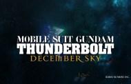 Trailer de Gundam Thunderbolt: December Sky