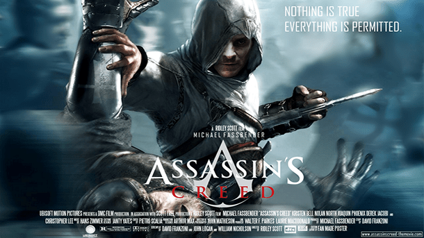 Novo Vídeo de Assassins's Creed