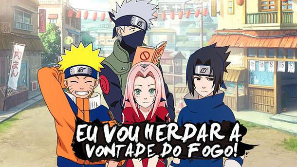 Liberado Acesso Gratuito ao MMORPG de Naruto