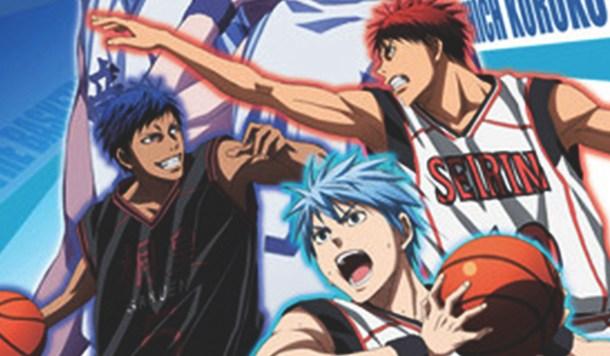 Várias imagens promocionais de Kuroko no Basket: Extra Game são reveladas!