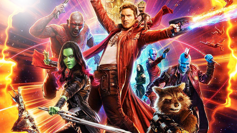 Guardiões da Galáxia Vol. 2 - Novo Trailer!