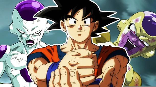 Dragon Ball Super - Freeza entra para o time de Goku!