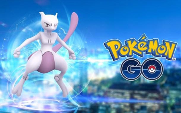 Mewtwo finalmente é liberado no game mobile Pokémon GO